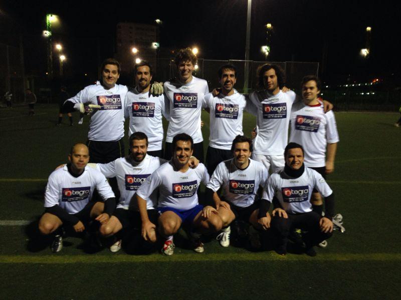 Equipo de Fútbol Porteros Expres